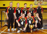 Das Nationalteam in Vilvinius